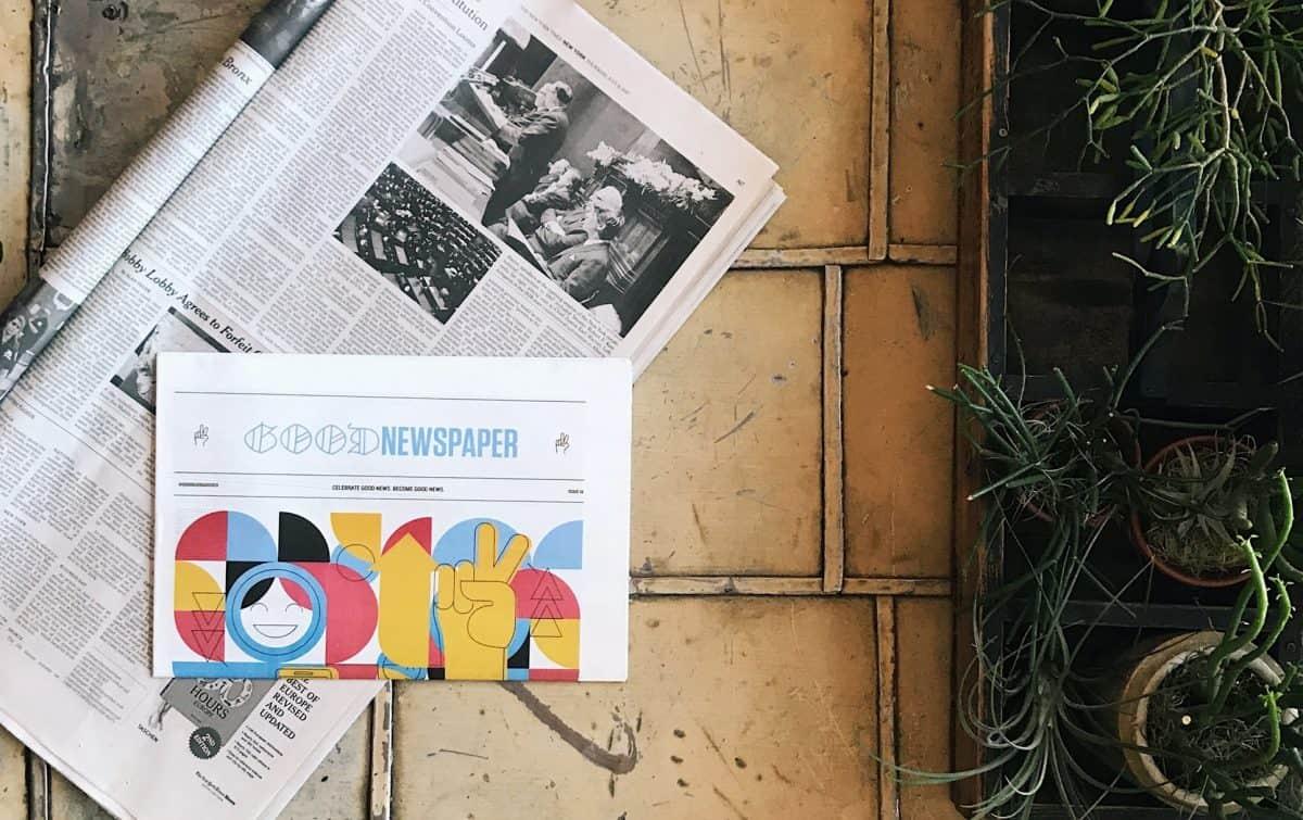 Светът е хубав: Новини за любов, помощ и подкрепа
