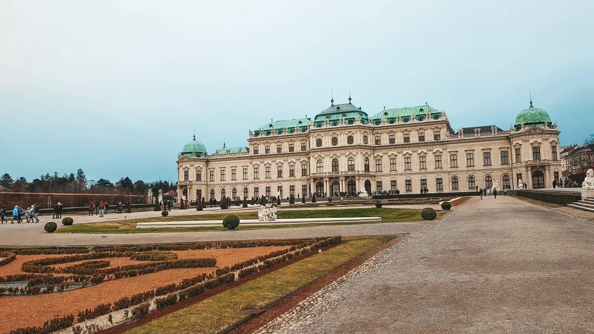 Магическите Виена и Братислава по Нова Година