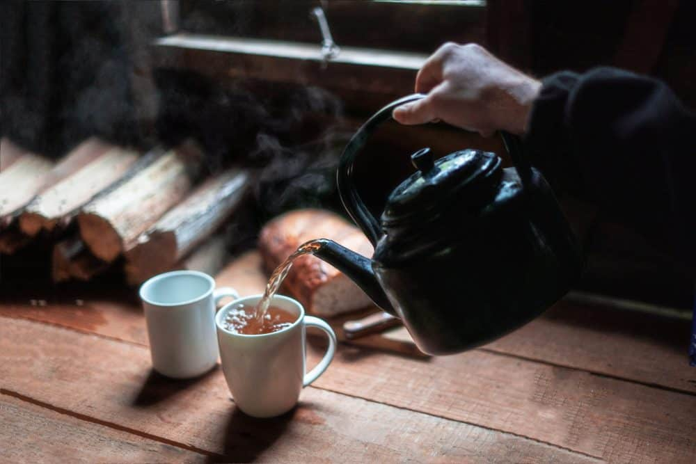 Спомени с чай