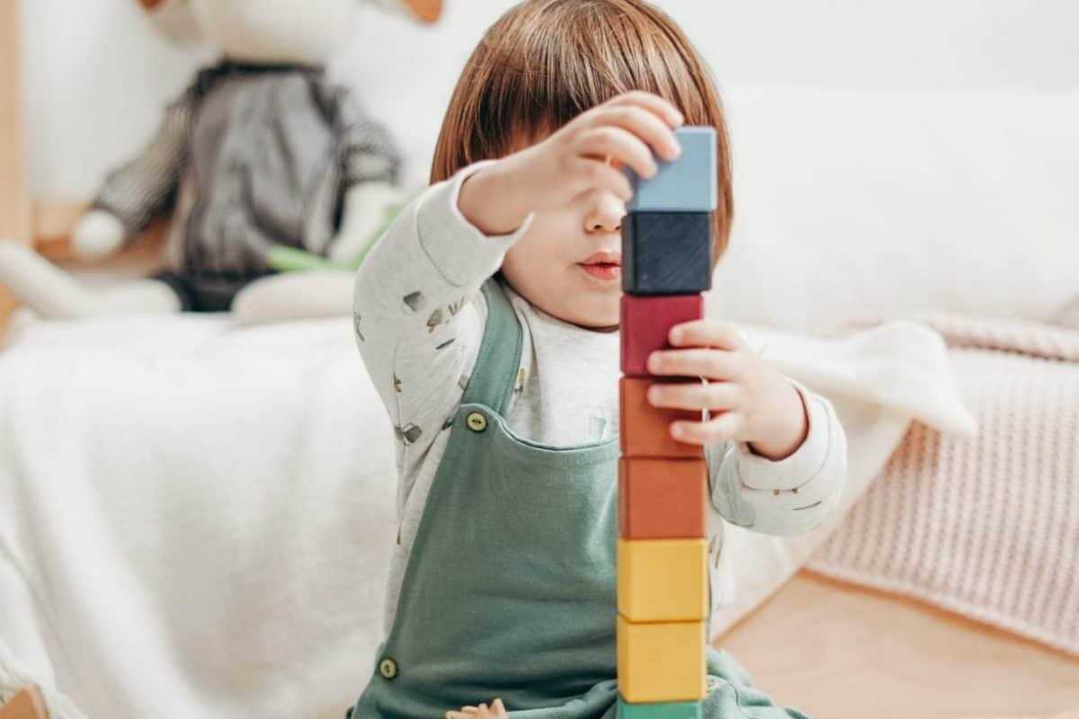 Кубчета/пъзел дете