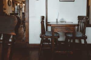 Място на масата
